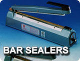 Discover sealers for shrink bags and film